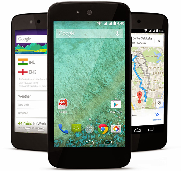 android one device. sumber: http://www.android.com/one/